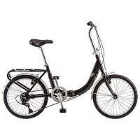 Unisex Schwinn Loop 7-Speed 20-in. Folding Bike