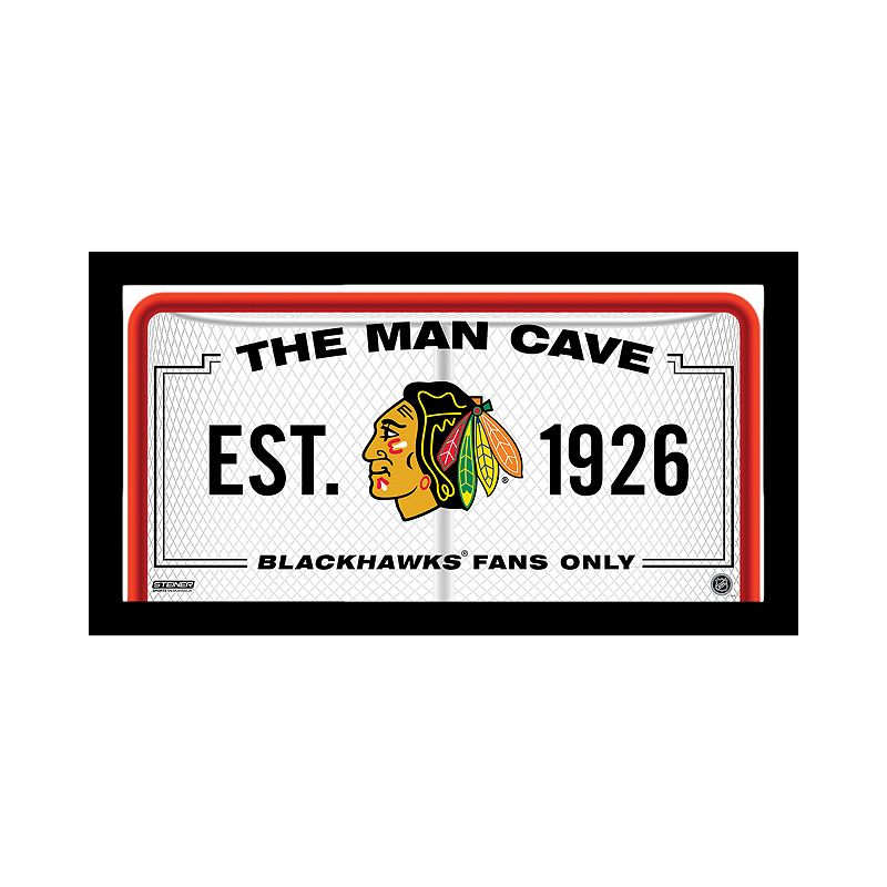 Steiner Sports Chicago Blackhawks Framed 10