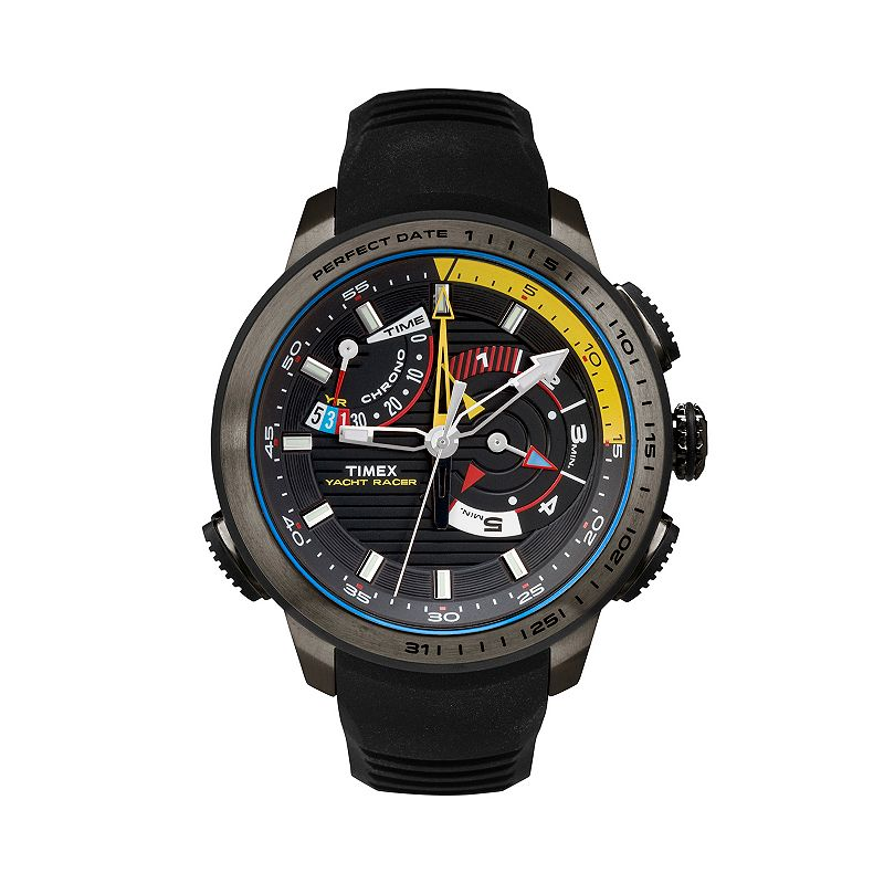 Timex Men's Yacht Racer Chronograph Watch
