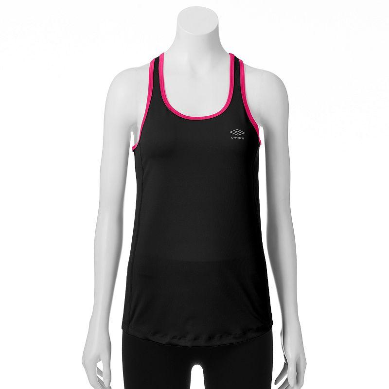 Umbro Scoop Neck Workout Tank - Women's