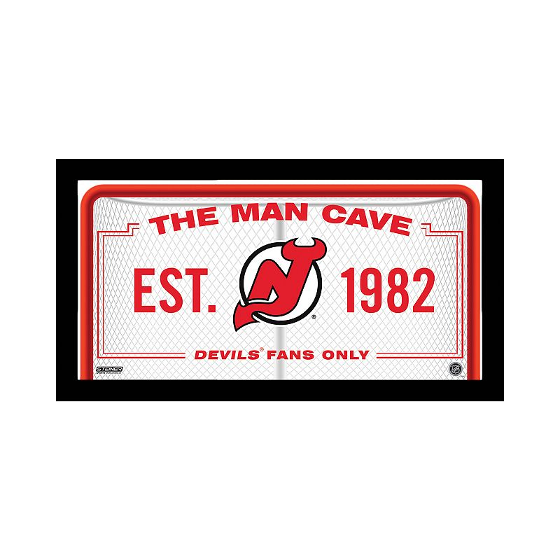 Steiner Sports New Jersey Devils Framed 10