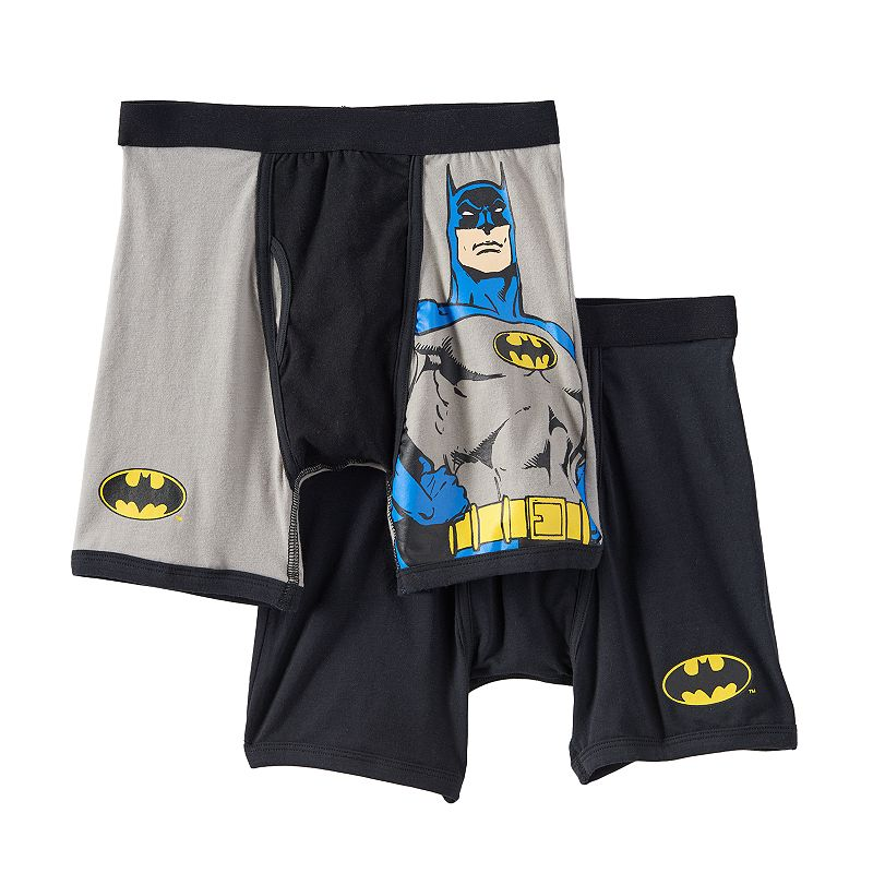 Batman 2-pack Boxer Briefs - Boys 4-10