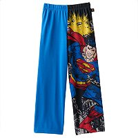 Boys 4-12 DC Comics Superman Lounge Pants