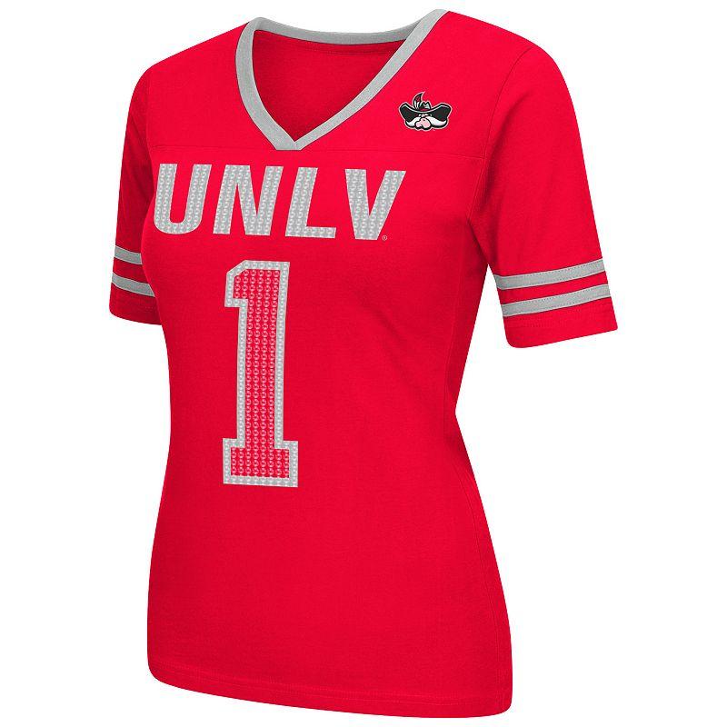 Women's Campus Heritage UNLV Rebels Disco Tee