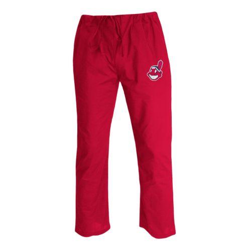 Men's Cleveland Indians Scrub Pants