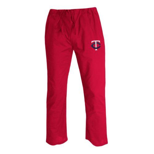 Men's Minnesota Twins Scrub Pants