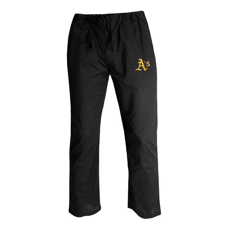 Men's Oakland Athletics Scrub Pants