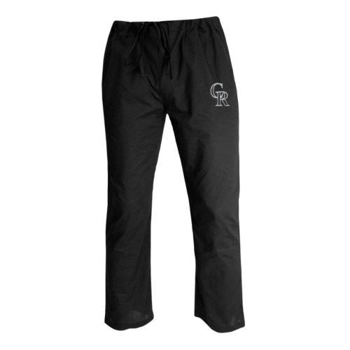 Men's Colorado Rockies Scrub Pants