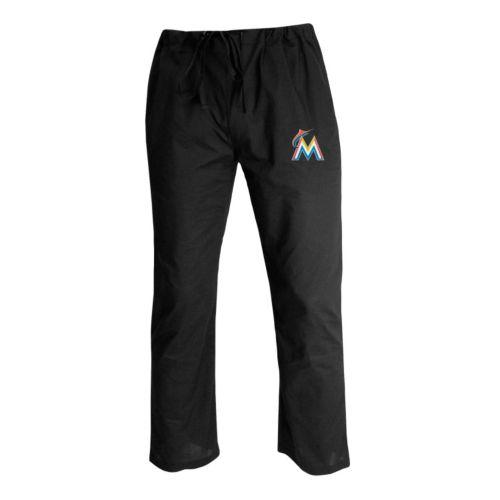 Men's Miami Marlins Scrub Pants