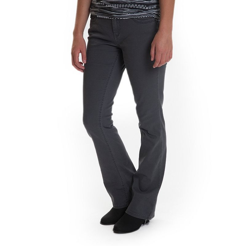 Juniors' Plus Size Unionbay Vienna True Bootcut Jeans