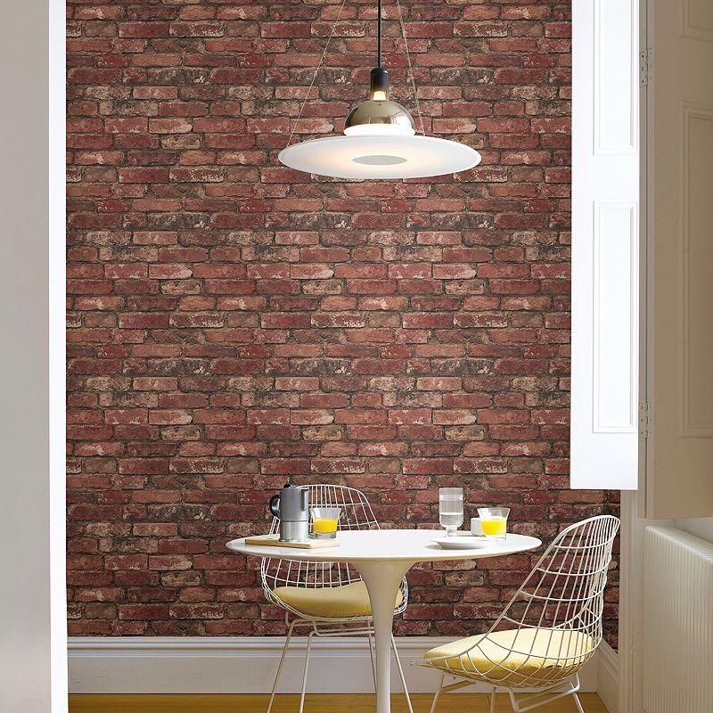 exposed brick textured wallpaper 2016 - Textured Brick Wallpaper