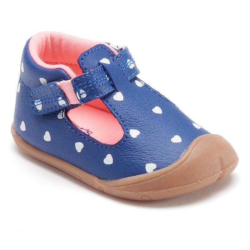 Carter's Amy Every Step Stage 1 Crawl Toddler Girls' Shoes