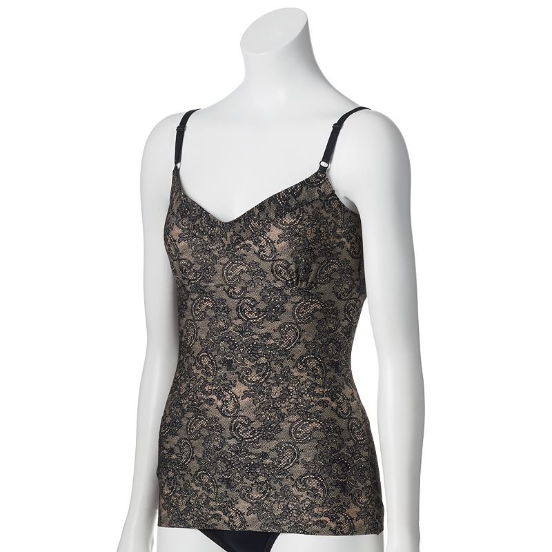 Warner's No Side Effects Shaping Cami WA1140 - Women's
