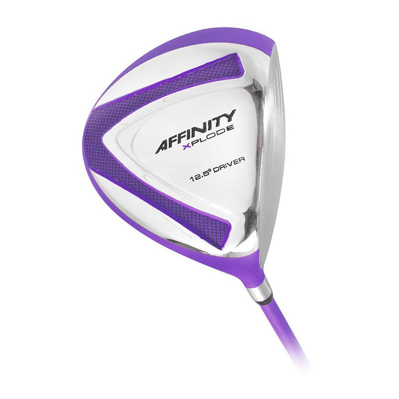 Affinity Xplode Right Hand 12.5-Degree Driver - Women's (Purple)