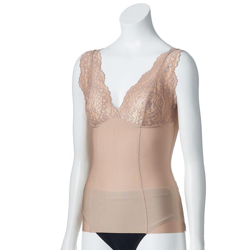Warner's Lace Shaping Cami WA1040 - Women's