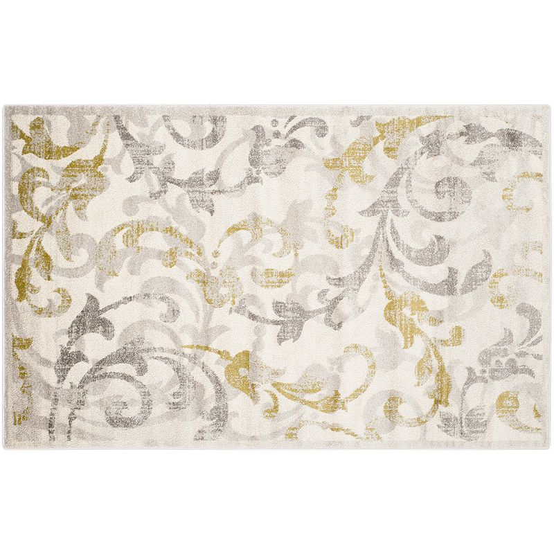 Safavieh Amherst Floral Vine Indoor Outdoor Rug