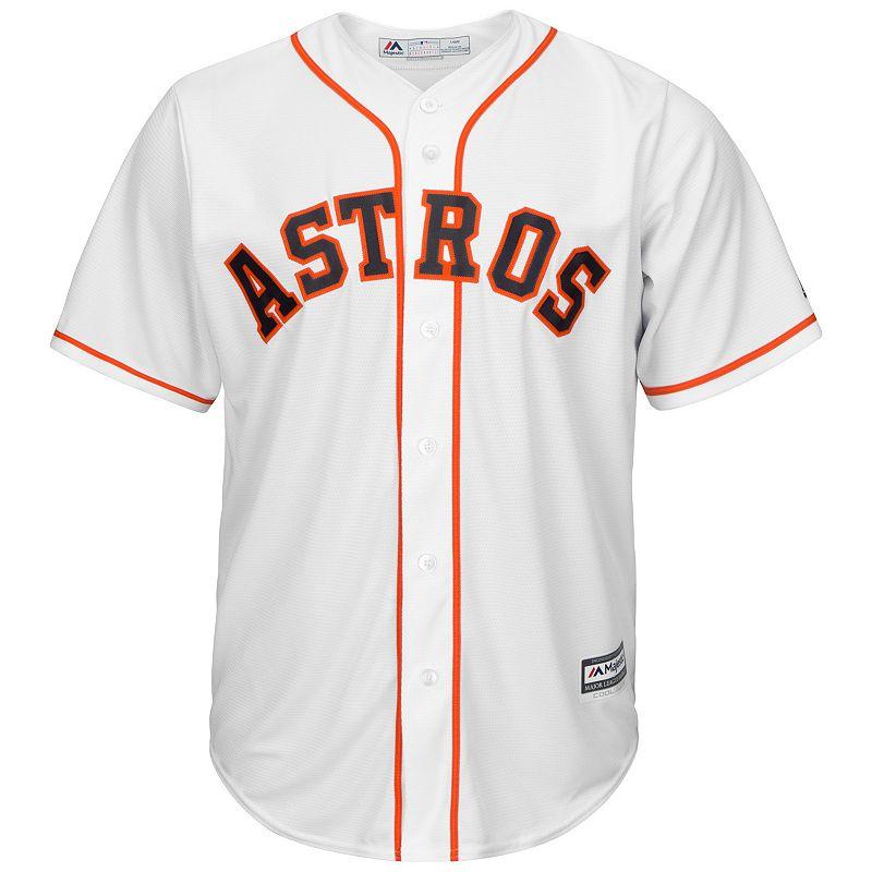 Men's Majestic Houston Astros Cool Base Replica MLB Jersey