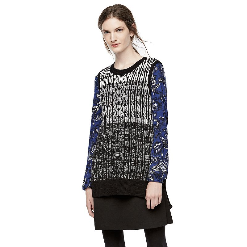 Thakoon for DesigNation Cable-Knit Tunic Sweater Vest - Women's