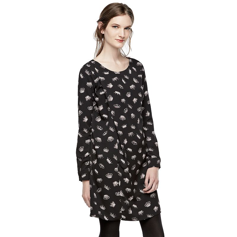 Thakoon for DesigNation Print Shift Dress - Women's