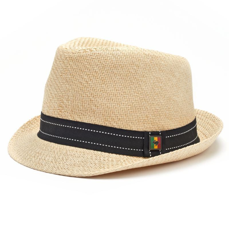 how to clean a paper fedora