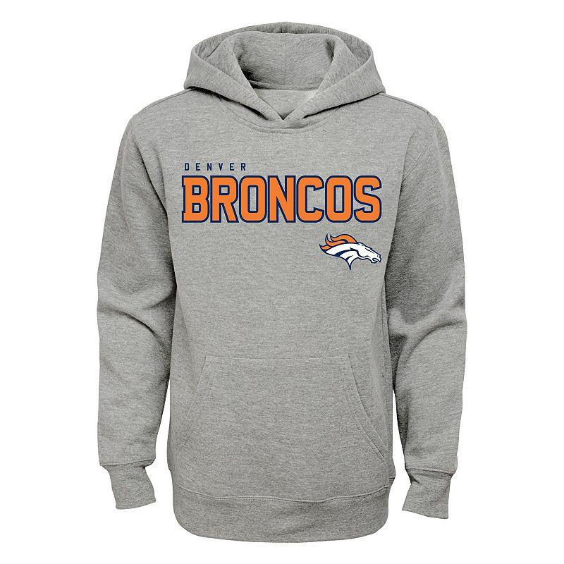 Boys 8-20 Denver Broncos Promo Hoodie