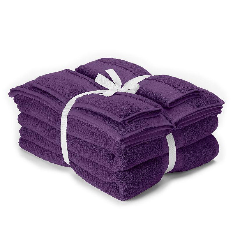 Chaps Home Turkish Premium Cotton Solid 6-pc. Bath Towel Value Pack