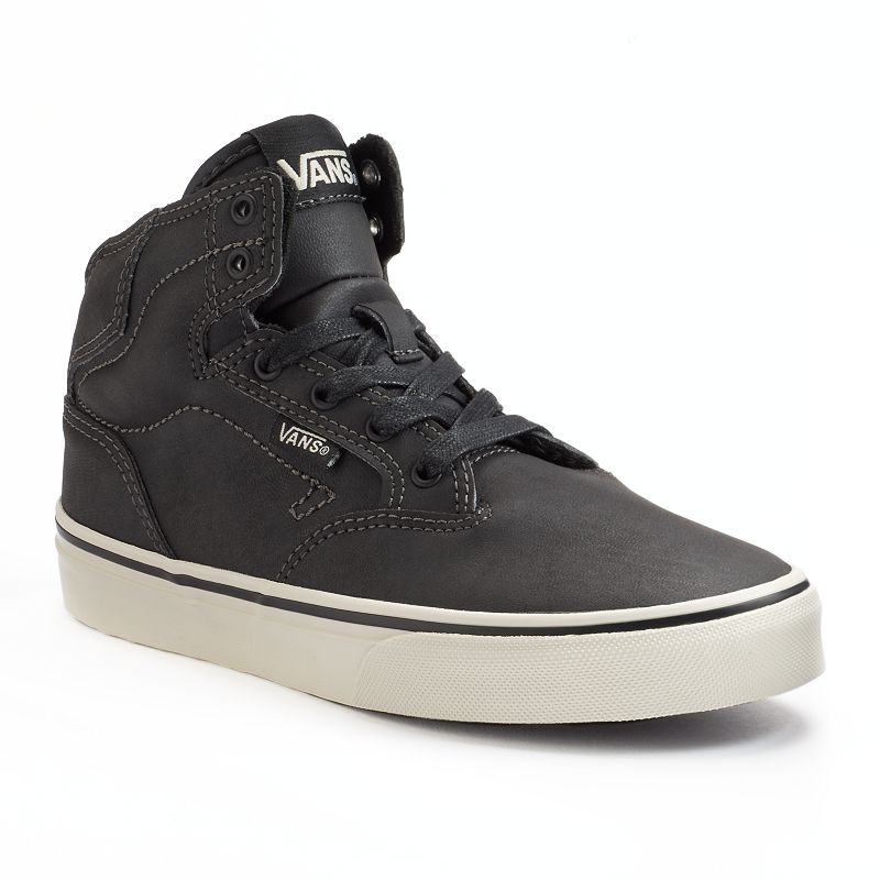 Vans Winston Boys' High-Top Casual Shoes