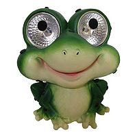 Smart Solar 2-piece Frog Accent Light Set