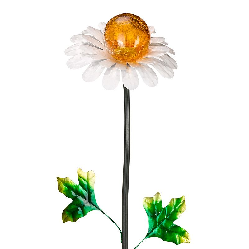 Smart Solar Daisy Stake Light Decor
