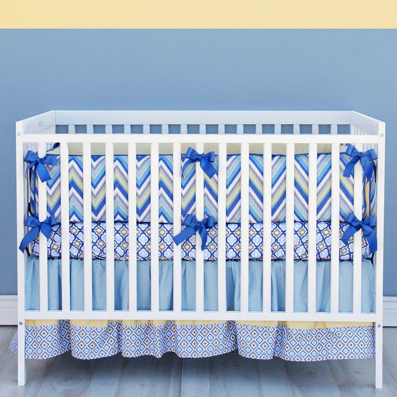 Caden Lane Asher 3-pc. Crib Set