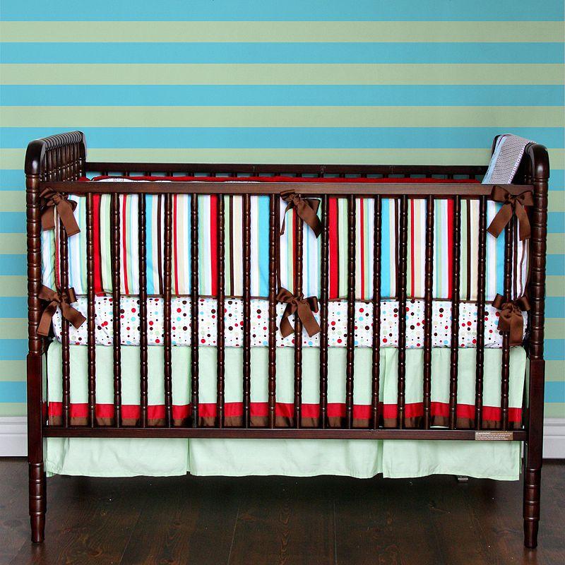 Caden Lane Carey 3-pc. Crib Set