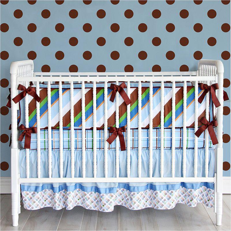 Caden Lane Tanner 3-pc. Crib Set