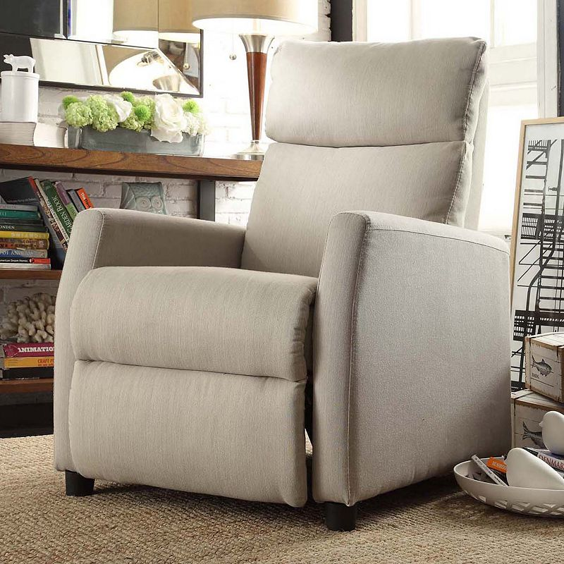 HomeVance Ralston Contemporary Recliner Arm Chair