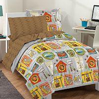 Dream Factory Campout 5-pc. Bed Set - Twin