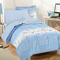 Dream Factory Beach Stripe Bed Set