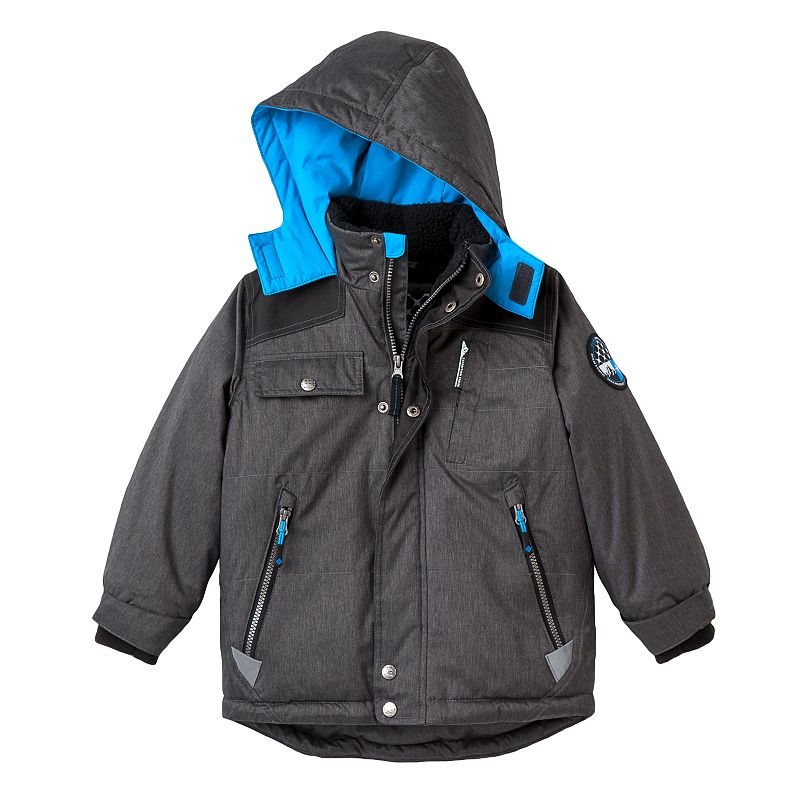 Boys 4-7 Big Chill Ripstop Jacket