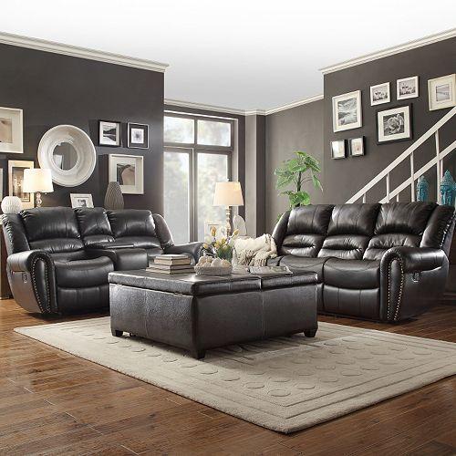 homevance halesboro 2 piece living room set