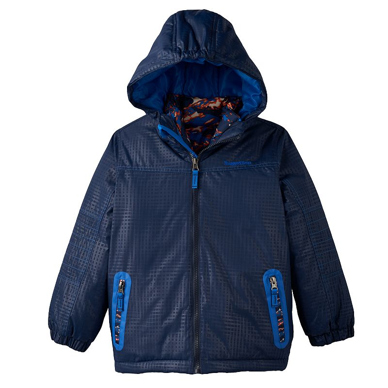 Toddler Boy Rugged Bear 3-in-1 Systems Jacket