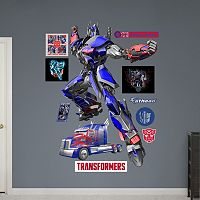 Transformers: Age of Extinction Optimus Prime Wall Decals by Fathead