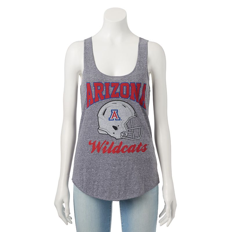 Juniors' Arizona Wildcats Racerback Tank Top