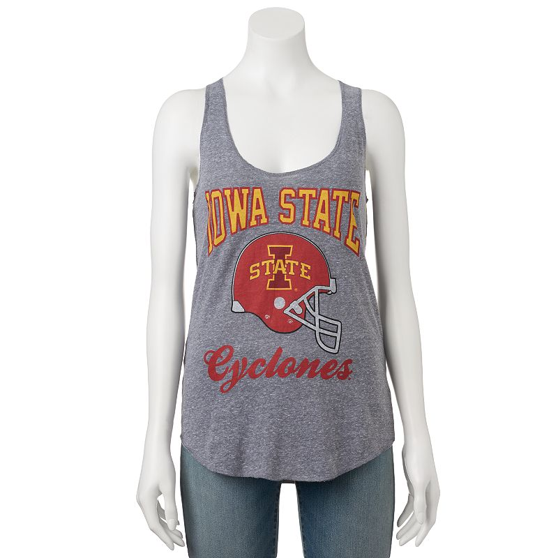 Women's Iowa State Cyclones Knit Racerback Tank Top