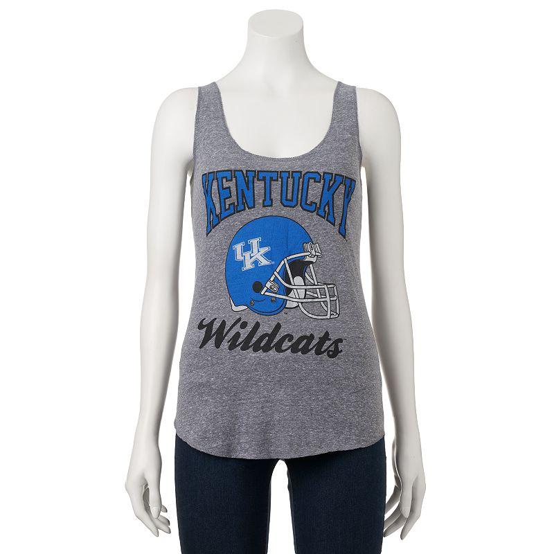 Women's Kentucky Wildcats Knit Racerback Tank Top