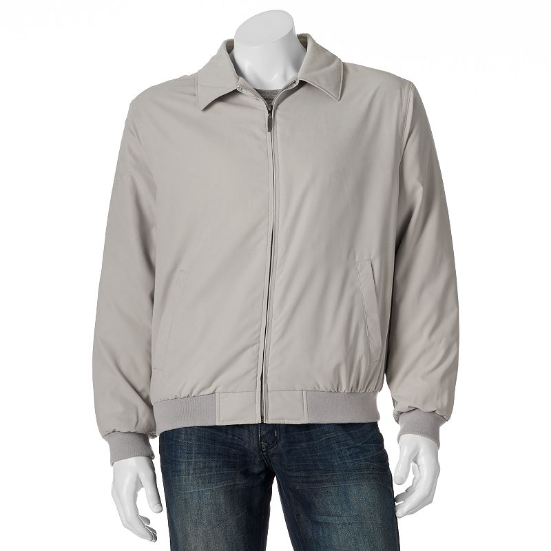 Big & Tall Croft & Barrow Golf Jacket
