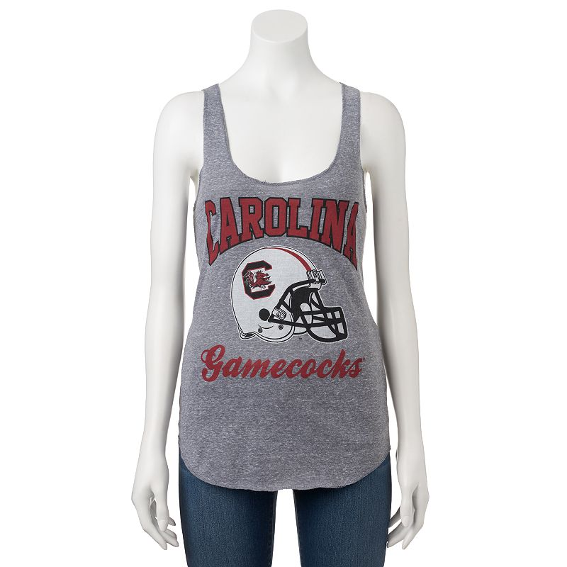 Women's South Carolina Gamecocks Knit Racerback Tank Top