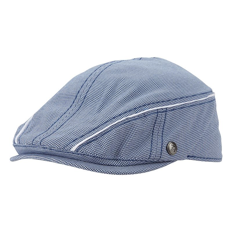 Haggar Houndstooth Driving Cap - Men