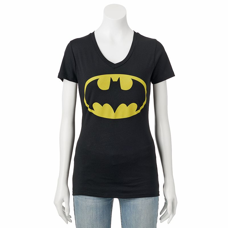 Juniors' DC Comics Batman Graphic T-Shirt