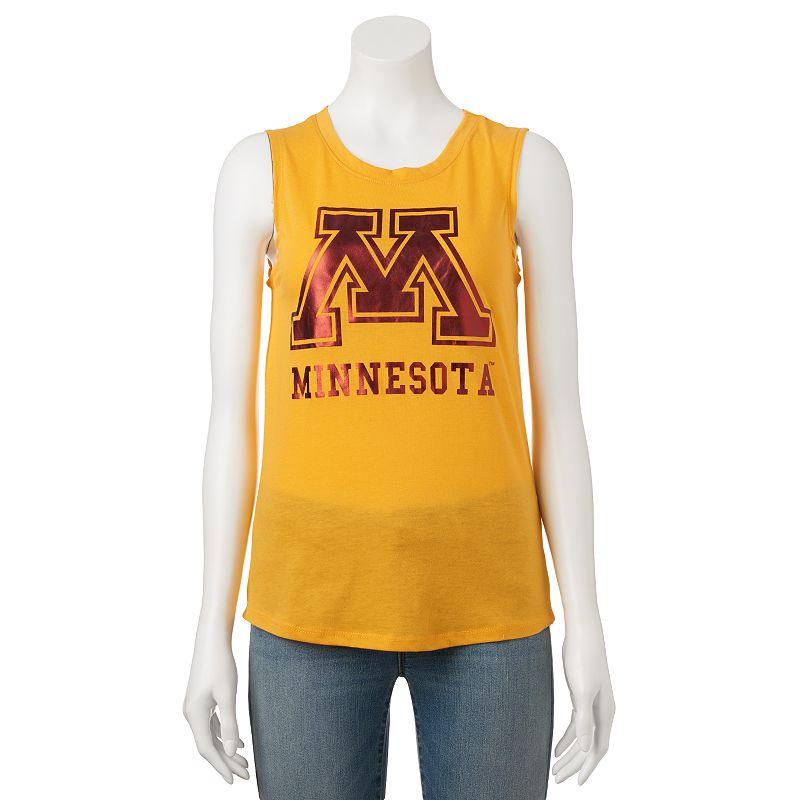 Women's Minnesota Golden Gophers Knit Tank Top