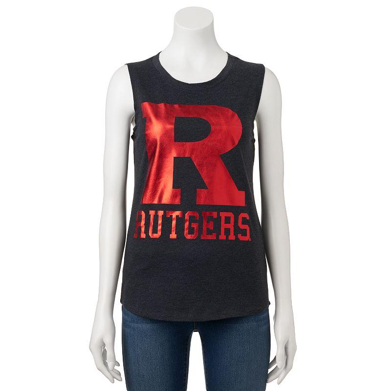 Women's Rutgers Scarlet Knights Knit Tank Top