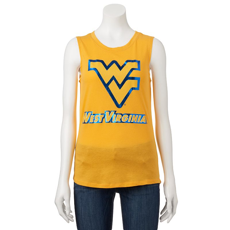 Women's West Virginia Mountaineers Knit Tank Top
