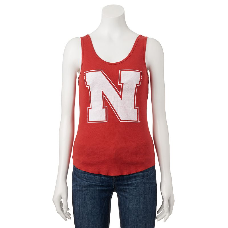 Women's Nebraska Cornhuskers Tank Top